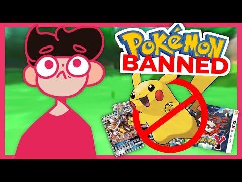 Pokemon Was Banned From My Childhood   ItzDangani