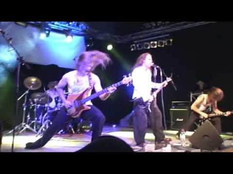 IVORY NIGHT - Capping Day - live @ METALFORCE CD Release Party