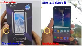 samsung s8 vs tecno camon i [ review and specification]