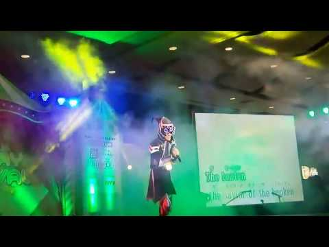 Cosplay Carnival Day 2 Solo Mainstream Karaoke Contest - Welcome to the Black Parade