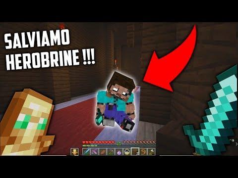 SALVIAMO HEROBRINE! (FINALE?) - Minecraft ITA