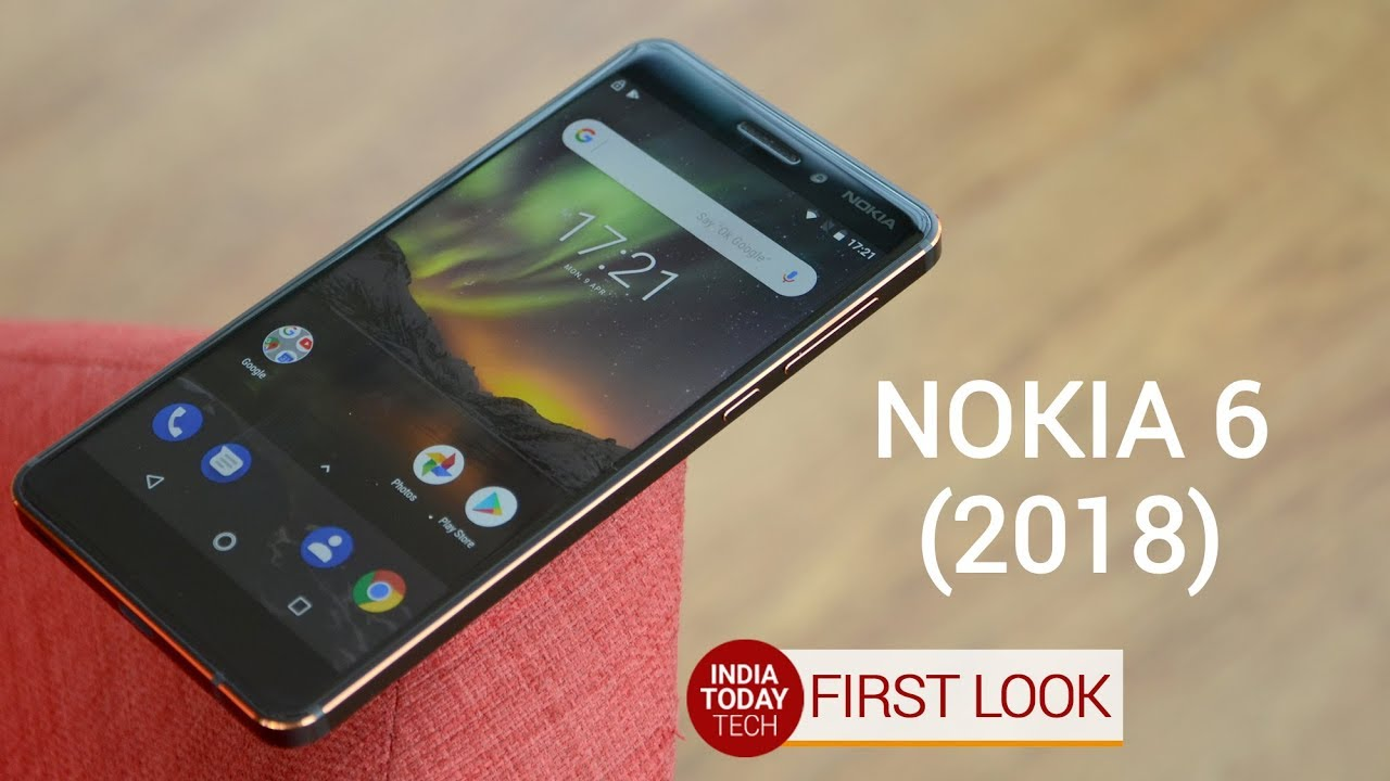 Nokia 6 (2018) review: Solid Android phone with one problem