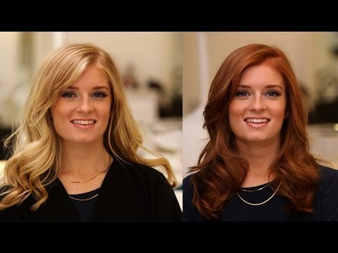 How to Pick the Perfect Shade of Red Hair | Hair How To
