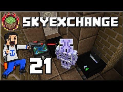 Sky Exchange - Ep 21 : Psimetal Exosuit