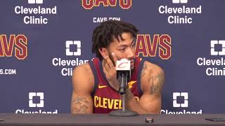 """I made the right decision"" Derrick Rose at Cavs Media Day  2017"