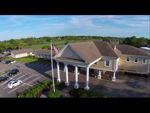 Lawrence Yacht Country Club Course Flyover
