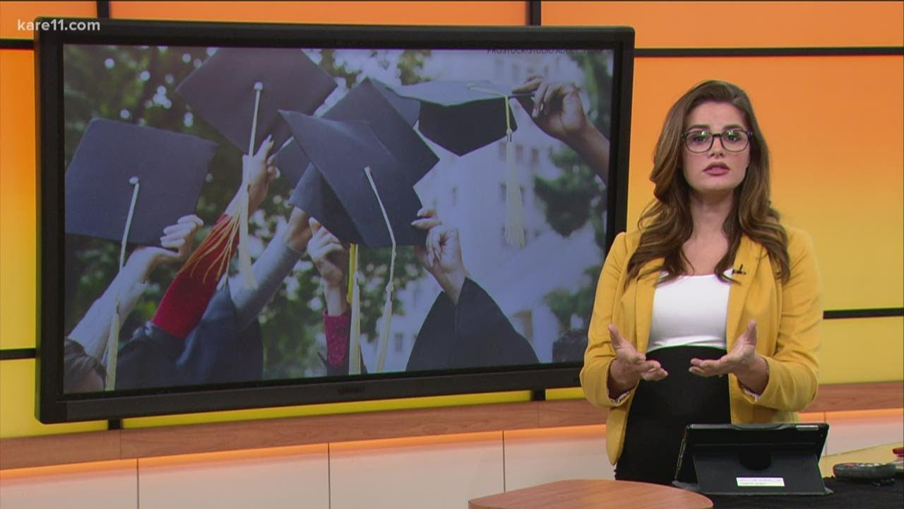 Experts warn the class of 2021 of the dangers in sharing graduation pictures