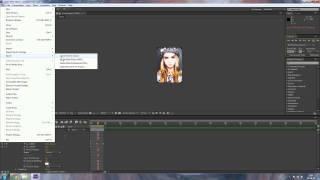 1. Tutorial Adobe After Effects : Cum sa adaugati efecte pe un avatar/semnatura.