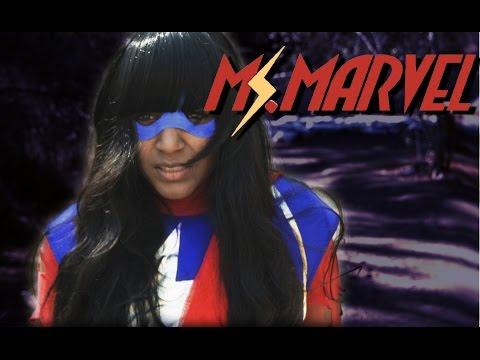Kamala - Ms. Marvel Fan Film