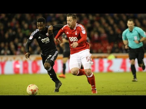 Highlights: Forest 2-3 Brentford (07.03.17)