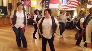 Somewhere on the Wind – Line Dance