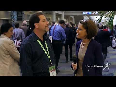 David Wallace, PV Reporter, interviewed at ASH 2015