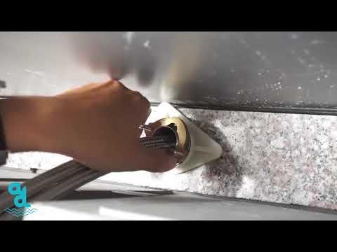 Como Instalar Griferia Monocomando De Cocina Acqua Dolce