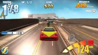 Downtown Drift Launch Trailer