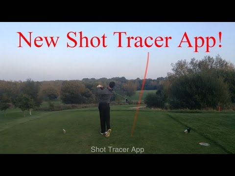 NEW: Iphone Golf Shot Tracer (Protracer) App Review