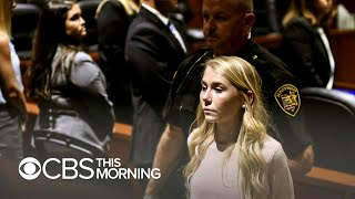 """Grotesque disregard for life"": Former high school cheerleader sentenced to probation after buryi…"