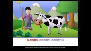 Dandini Dandini Dastana (Turkish) Lullabies 3 of 7