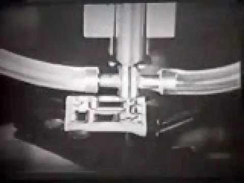 1964 IBM System 360 Mainframe Computer Chip - Solid Logic Technology SLT