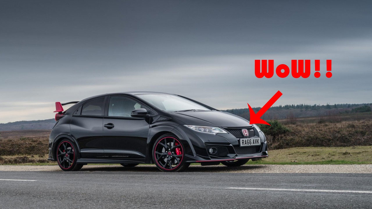 2016 Honda Civic Type R Price >> Hottest Honda Civic Type R Black Edition 2017 Best Reviews And Prices