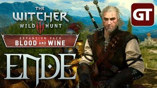 Thumbnail für The Witcher 3: Blood & Wine #100 / ENDE - Die vierte Wand - Let's Play The Witcher 3: BaW