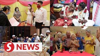 Weddings, birthdays, reunions are now allowed, says Ismail Sabri