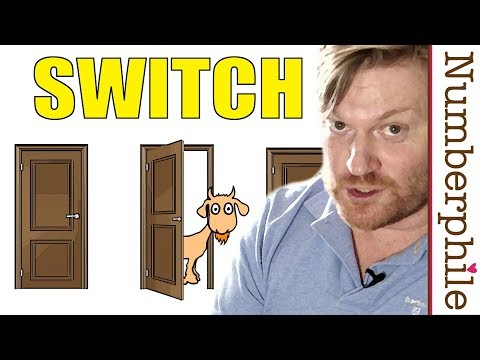 Monty Hall Problem for Dummies - Numberphile
