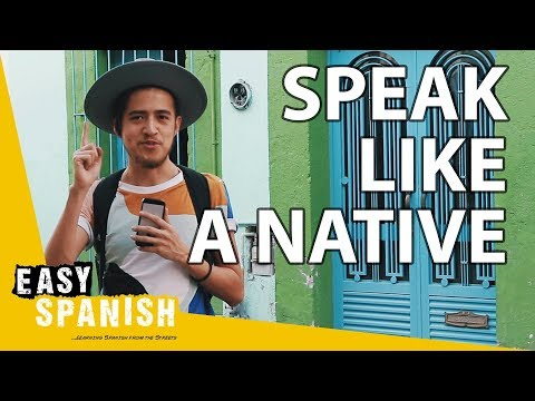 9 EVERYDAY PHRASES to speak like a Spanish native in Mexico | Super Easy Spanish 31