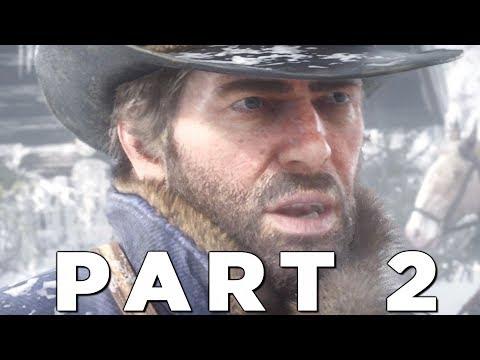 RED DEAD REDEMPTION 2 Walkthrough Gameplay Part 2 - ARTHUR (RDR2)