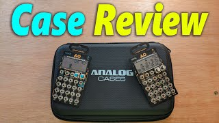 REVIEW: Analog Cases Glide Case for Pocket Operators