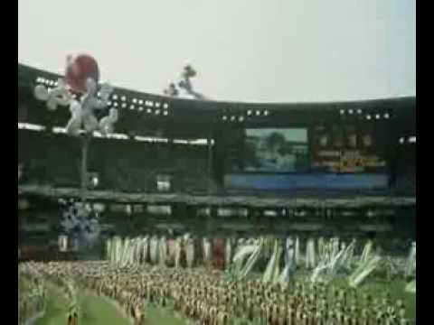 Seoul 1988 Opening Ceremony  Highlights 01