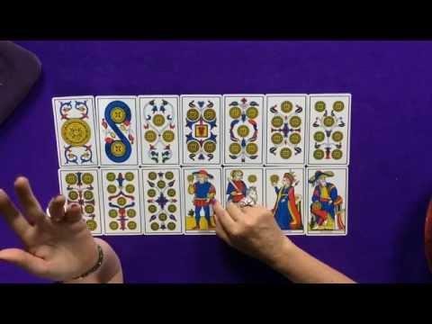 Curso Tarot - ARCANOS MENORES TAROT de MARSELLA: OROS