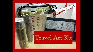 My Travel Art Kit!