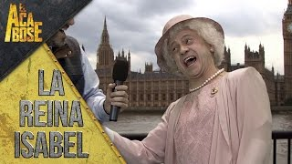 Si Reino Unido fuese español - Hablamos con la Reina