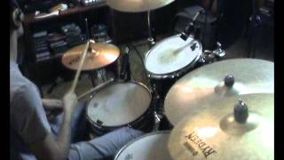 Stone Temple Pilots - Wicked Garden (drum cover)