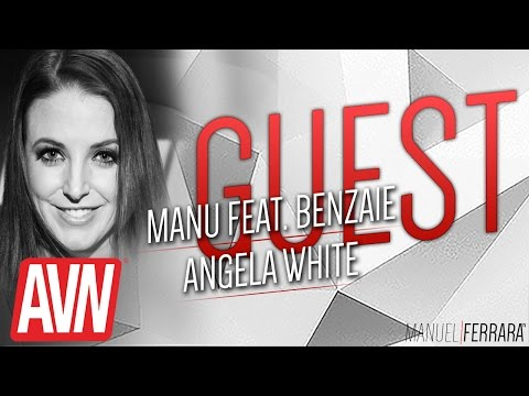 Angela White - AVN Expo avec Benzaie
