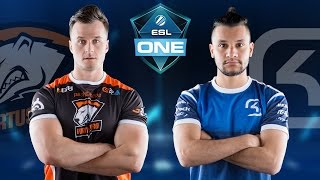 CS:GO - Virtus.Pro vs. SK [Cbble] Map 1 - ESL One Cologne 2016 - Semifinals