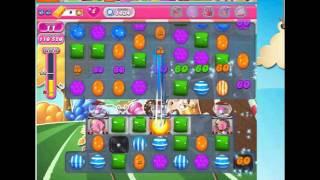 Candy Crush Saga Level 1434 No Boosters