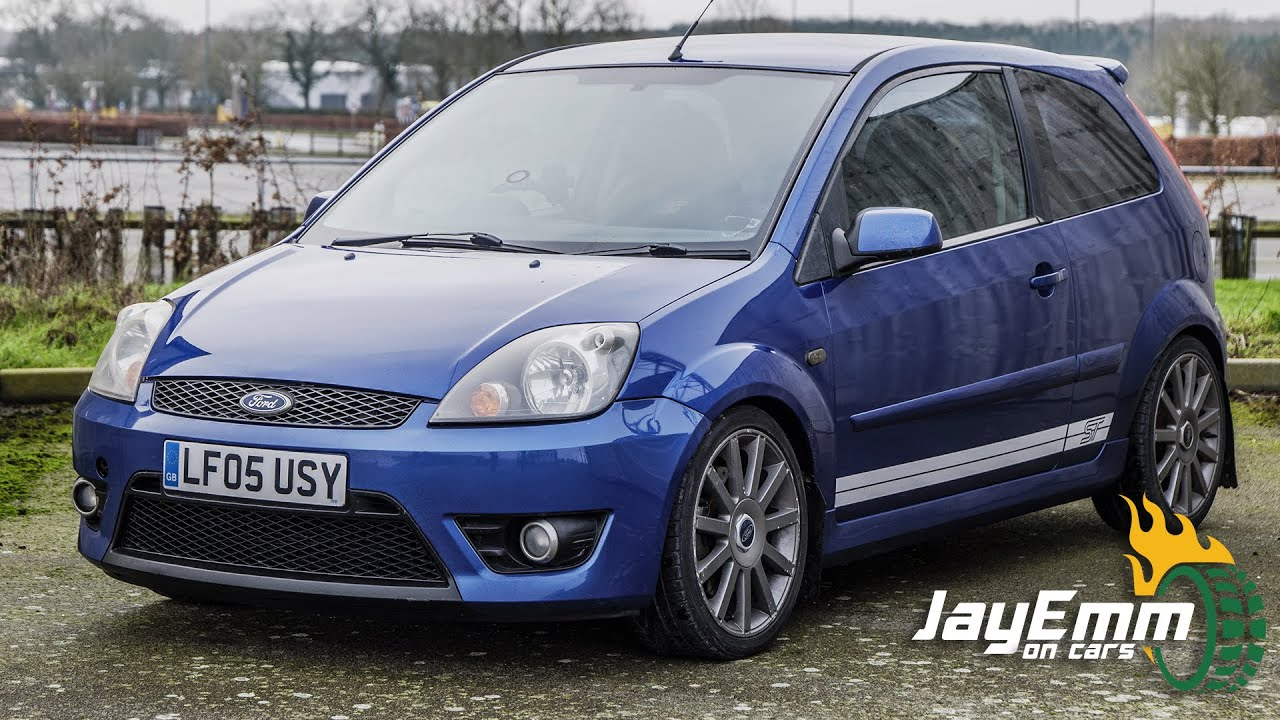 Cool Cars For Young People: The Ford Fiesta ST150 Review