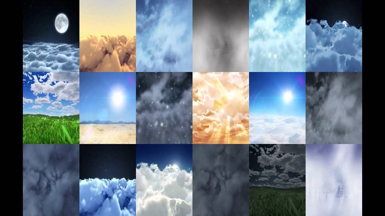HTC Sense3 weather live wallpaper - YouTube