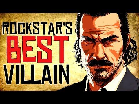 Why Dutch Van Der Linde is Rockstar's greatest antagonist [SPOILERS]