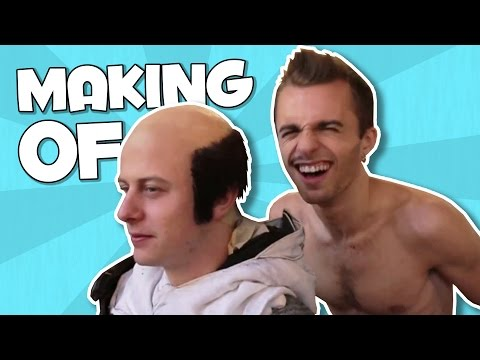 MAKING OF - ASSASSIN OF THE TEMPLARS (ASSASSIN DES TEMPLIERS ft Squeezie)