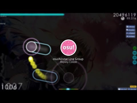 osu!AllStar Line Group Player Project