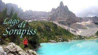 Lago di Sorapiss , Dolomiten