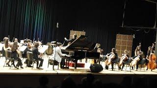 MSGSÜ Genç Senfoni Orkestra Konseri Haydn Piyano Koncertosu Beşiktaş Belediye Fulya Sanat Merkezi