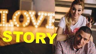 Love Story. Ксения Бородина и Курбан Омаров