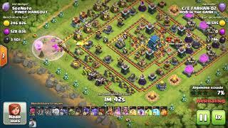 strategi clash of clans_Trops Andalan leader dan member Hob in the Gank (GIBOWICH)