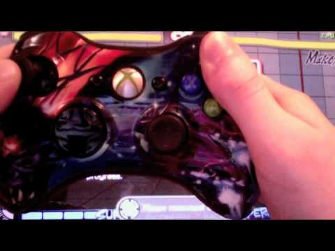 SSF4 Guile Tutorial Flash Kick FADC Ultra XBOX Controller
