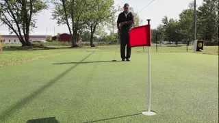 Face Forward Putting Pendulum System part 1