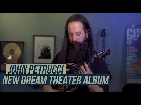 John Petrucci 'Distance Over Time' Favorite Riffs part1