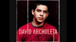 "David Archuleta - A Little Too Not Over You ""Karaoke Version/Original"""